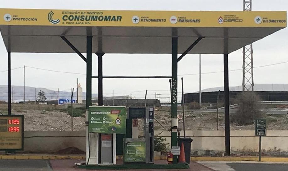 Consumomar, Roquetas (almería)